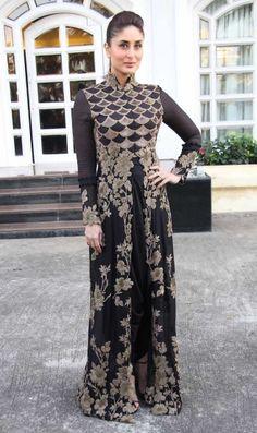 Kareena Kapoor in Anamika Khanna couture