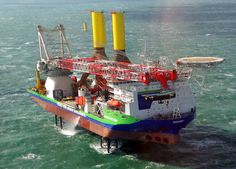 Global Tech 1 Offshore Jack-Up Vessel (Courtesy Windreich).