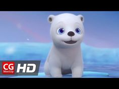 It's a really touching story of a cute little polar bear.