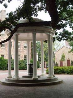 UNC Chapel Hill - Tour of University of North Carolina at Chapel Hill Campus