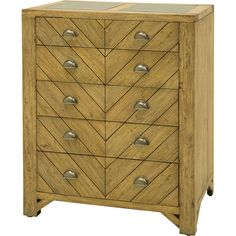 I pinned this Dixon Chest from the Prescott & Parker event at Joss and Main!