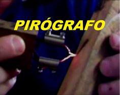 Construa um Pirógrafo para Madeira PVC e Pet com materiais caseiros fáci...