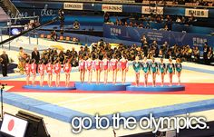 (to watch) gymnastics for sure :)