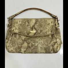 Kate spade New York cobble hill minka hobo purse Kate spade New York Cobble Hill Minka Metalic Hobo purse  Preowned exterior is in great condition / interior will need cleaning! kate spade Bags Shoulder Bags