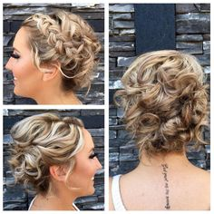 Amazing updo by @tanis85 @volumesalons using #KellGrace updo techniques! Tag KellGrace in your updos for a chance to be featured
