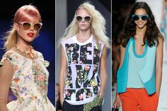 Spring 2013's Most Wearable Fashion Trends: Fashion: glamour.com  bermuda shorts