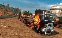 Euro Truck Simulator 2 - Volvo FH16 Euro 5