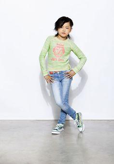 Jungle CKS Trui voor Meisjes | Kinderkleding online www.kienk.nl