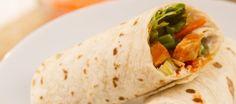 Blue Cheese Buffalo Chicken Wrap - La Tortilla Factory