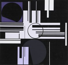 Artist: Gunter Fruhtrunk, German (1923 - 1982) Title: Untitled 2 Year: 1971 Medium: Silkscreen, signed and numbered in pencil Edition: 63/125 Size: 24.5 x 25.5 in. (62.23 x 64.77 cm)