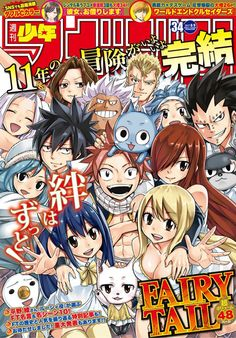 Final Cover Fairy Tail 545