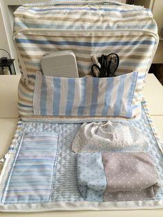 My sewing machine covert (DIY) / Funda para la máquina de coser paso a paso | S L O A N E S T R E E T