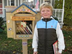 So You Want to Build a Little Free Library? - Shareable