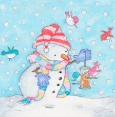 #snowman