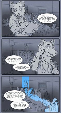 (17) The thin blue line. Page 2