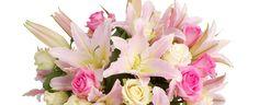 Lilies and roses `✿.¸¸.Ƹ✿Ʒ.¸¸.✿´
