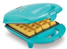 Babycakes Waffle Stick Maker, Mini: elegant style waffle baker with low price tag.
