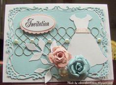 Olivias Loveletters: Konfirmationskort til en pige