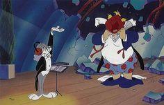 """L-L-L-Leopold!""....My favourite Bugs Bunny episode."