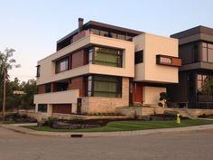 DeJong Design Associates - Contemporary - Briar Hill XV Design Firms, Mansions, Contemporary, House Styles, Home Decor, Decoration Home, Manor Houses, Room Decor, Villas