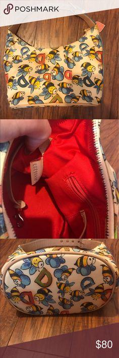 NWOT Dooney & Bourke // Bee Handbag! D&B Handbag // bumble bees! Adorable! NWOT Dooney & Bourke Bags Shoulder Bags