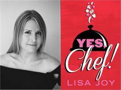 AUTHOR SPOTLIGHT: Lisa Joy