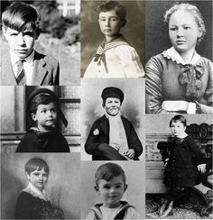 Take a look at some of our favorite scientists as children.  Some of the names will astound you.  Steven Hawking was such a sweet, cute little guy.
