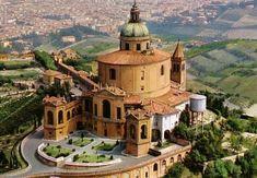 San Luca, Bologna, Italy  http://www.lonelyplanet.com/italy/emilia-romagna-and-san-marino/bologna