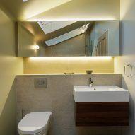 Gallery House Stoke Newington by Neil Dusheiko Architects