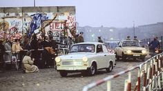 East Germany during The Cold War.