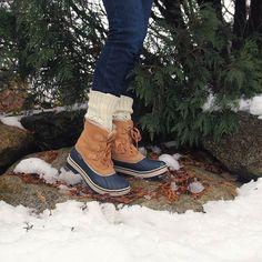 An almost-winter wonderland. #SKECHERS