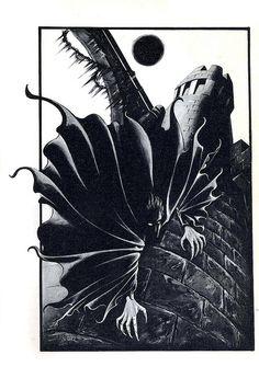Philippe Druillet - Illustrations For Bram Stoker's Dracula, 1968 Comic Books Illustration, Colorful Art, Dracula, Artist Gallery, Illustration, Fantasy Art, Bram Stoker, Artist, Vampire