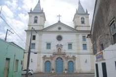 Igreja Matriz de N. Sra. do Rosário-Cachoeira-Bahia-Brasil