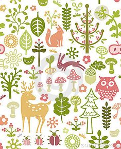 Love this pattern & all the animals!