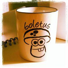 Mug  Ref. Mug_Boletus