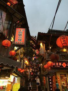 in Taiwan