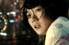 """Still of Doona Bae as Sonmi-451 in Cloud Atlas: """"Truth is singular. Its 'versions' are mistruths."""" Sonmi-451 to the archivist."""