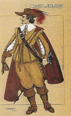 Cyrano de Bergerac--Edmond Rostand