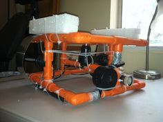 Looking for a fun project? Build your own ROV. Plans at http://www.engadget.com/2007/09/04/build-your-own-underwater-rov-for-250/