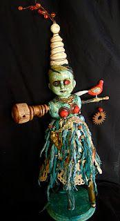 Leighanna Light is an exceptionally talented artist. Her blog is here:  http://www.lklight.blogspot.com