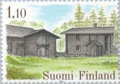 Issued in 1979, Suomi - Syrjälä, Tammela