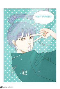 Spirit Fingers 12 Nam Green LOL