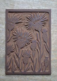 The Fabutineuse: Botanical Prints Stamp Printing, Screen Printing, Linolium, Textile Prints, Art Prints, Block Prints, Lino Art, Impressions Botaniques, Linoleum Block Printing