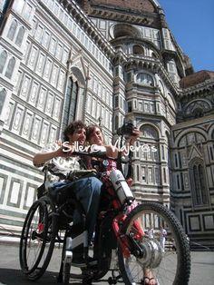 La Toscana (Tuscany, Italy) in wheelchair by Silleros Viajeros