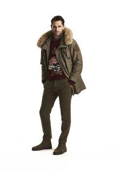 Male Fashion Trends: Ralph Lauren Purple Label Fall-Winter 2017 Collection