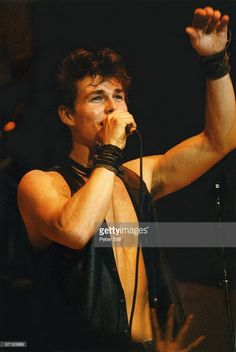Morten Harket of A-Ha performs on stage at The Royal Albert Hall on December 1986 in London, England. 80s Music, Music Icon, Morton Harket, Aha Band, Band Pictures, In Another Life, Actor Picture, I Still Love You, Backstreet Boys