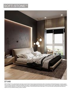 Mid-Century Modern wandlampen To Die For ! Bedroom False Ceiling Design, Luxury Bedroom Design, Master Bedroom Interior, Master Bedroom Design, Home Decor Bedroom, Classic Bedroom Decor, Modern Classic Bedroom, Contemporary Bedroom, Modern Wall