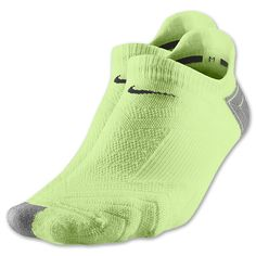 Women's Nike Cushion No Show Running Socks....high back to prevent blisters I've got these and I love them!