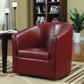 Found it at Wayfair - Barrel Back Chair