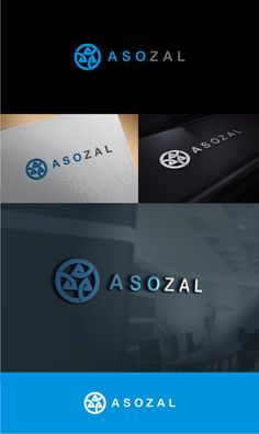 Start-up needs a logo - Asozal - Presents Clarity Now to Social Media by Designs_Graphics
